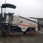 Wirtgen W 100 Fi típusú aszfaltmaró gép